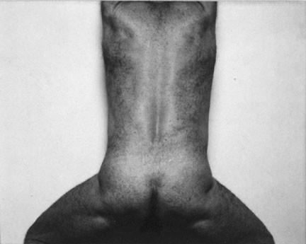 John Coplans: Части тела. Изображение № 4.
