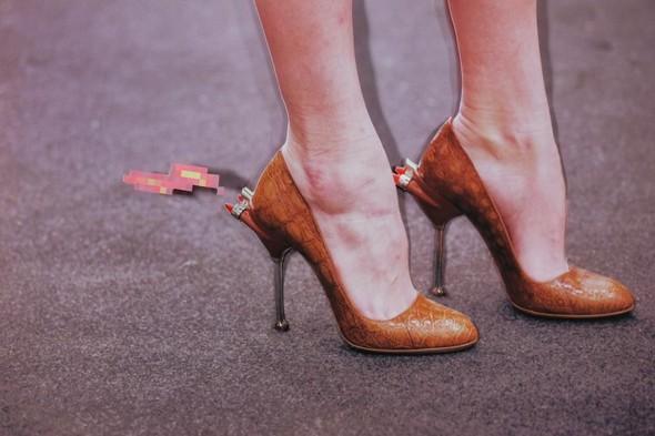 Лукбук: Prada Real Fantasies SS 2012. Изображение № 11.
