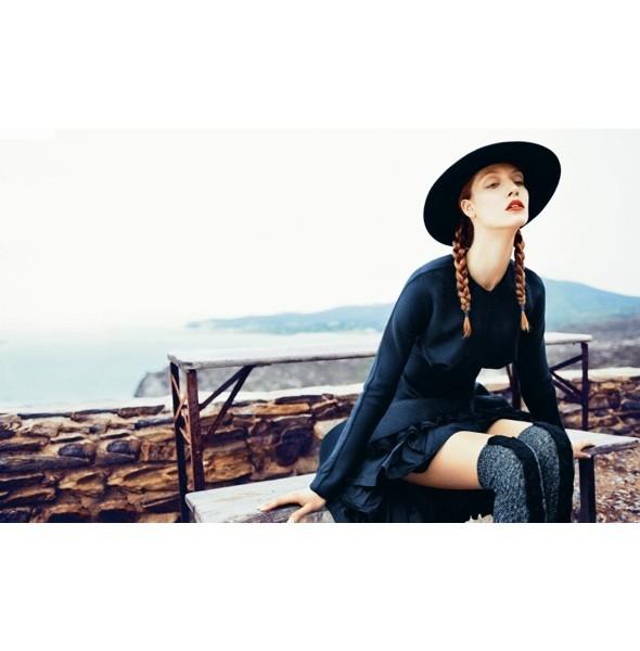 5 новых съемок: Interview, Marie Claire и Vogue. Изображение № 17.