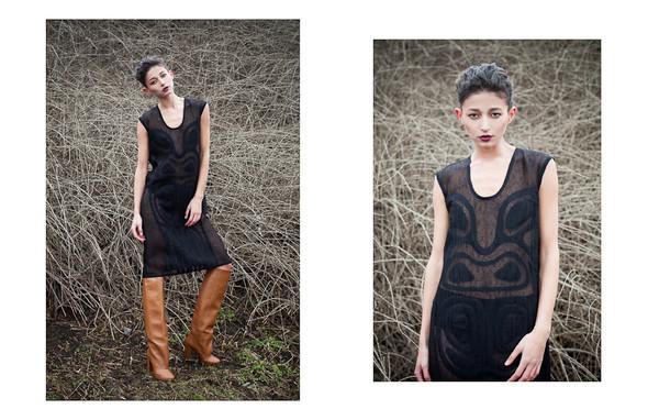Изображение 4. Lookbook Kamenskayakononova f/w 2011/2012.. Изображение № 4.