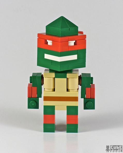 Изображение 30. Lego-герои CubeDude .. Изображение № 30.