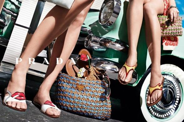 Кампания: Prada SS 2012. Изображение № 25.