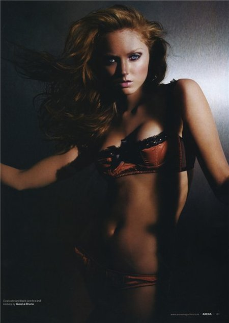 Lily Cole – top model doll. Изображение № 38.