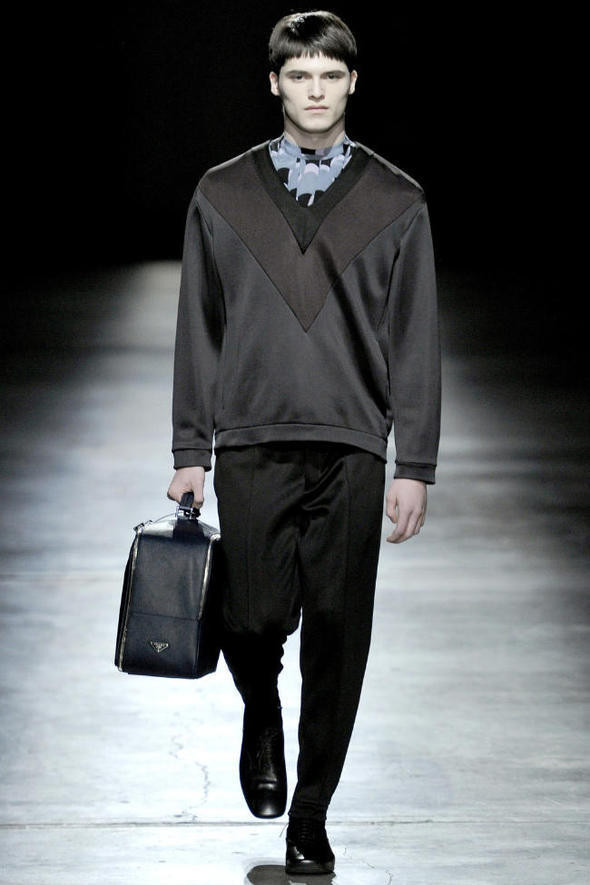Изображение 39. Milan Fashion Week. Часть 1.. Изображение № 55.