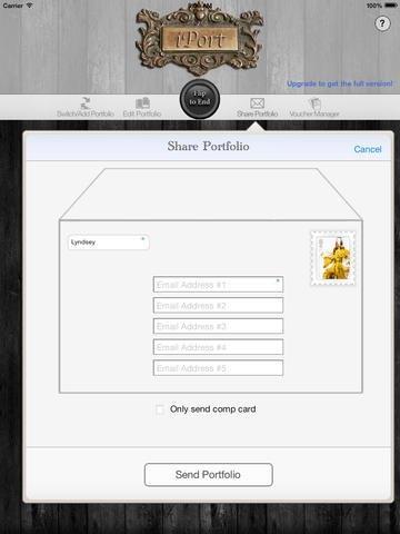 Экс-модель Линдси Cкотт разработала приложение для iPad. Изображение № 4.