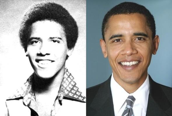 Now and Then. Знаменитости в молодости и сейчас. Изображение № 3.