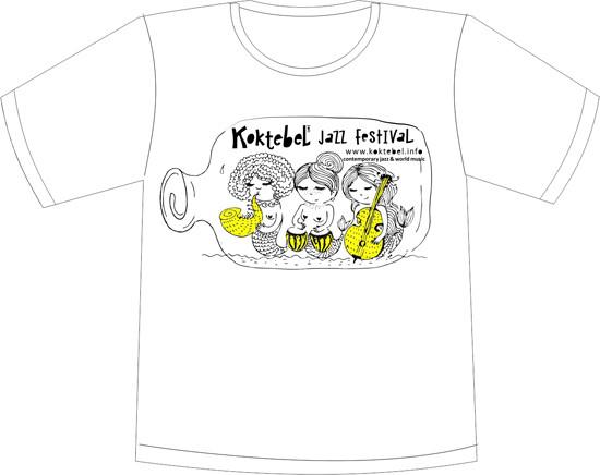 Изображение 40. Кастинг принтов для футболок SEKTA: Koktebel Jazz Fest.. Изображение № 44.