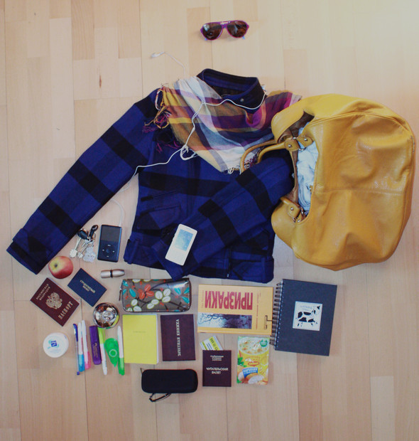 Look at Me: What's in your bag? Часть 2. Изображение № 32.