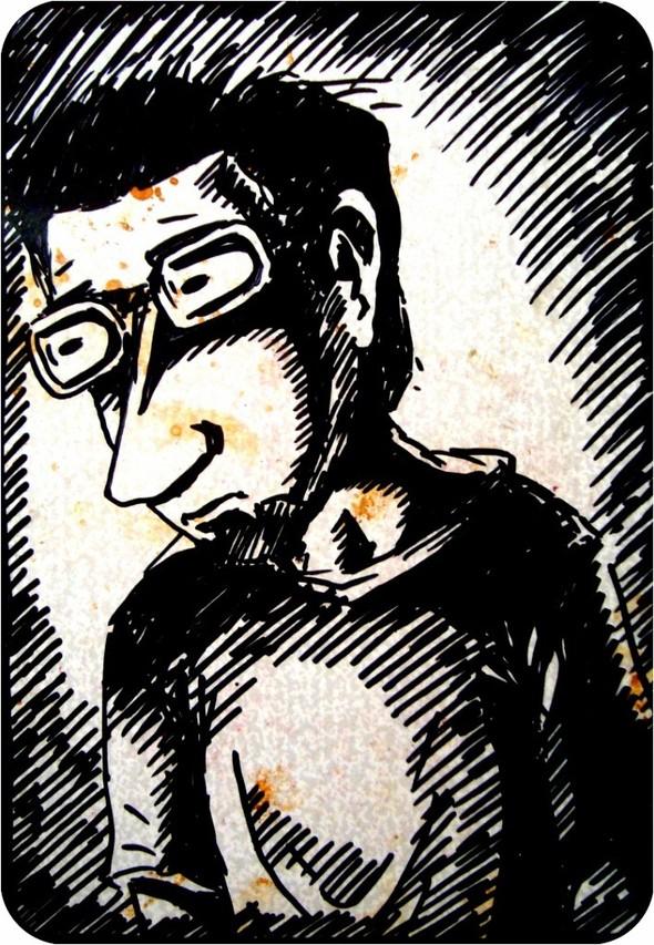 Автопортреты. Изображение № 5.