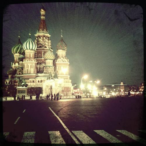 Москва с акцентом «la manifique». Изображение № 17.