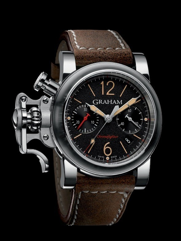 Graham Chronofighter Fortress . Изображение № 25.