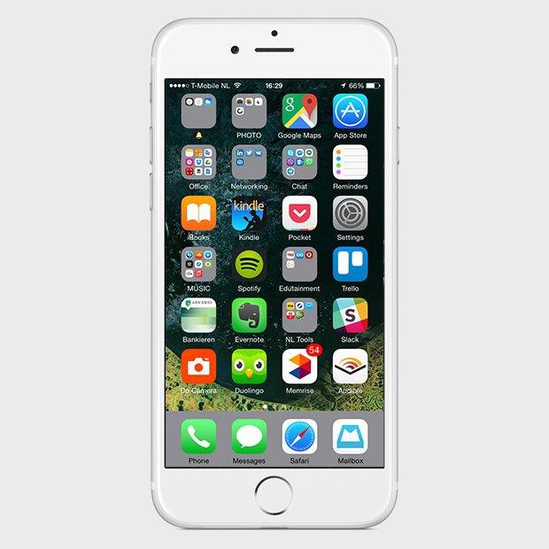 Экран моего смартфона: дизайнер инноваций Philips Design Алексей Иванов. Изображение № 2.