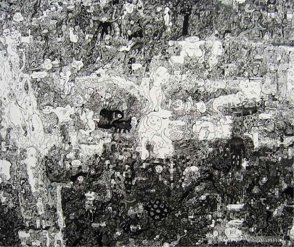 Изображение 14. Невероятный мир картин SAGAKI KEITA.. Изображение № 13.