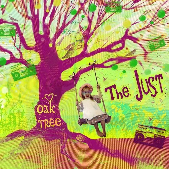"""The Just - EP """"Oak Tree"""" - краски Сибирского indie. Изображение № 1."""