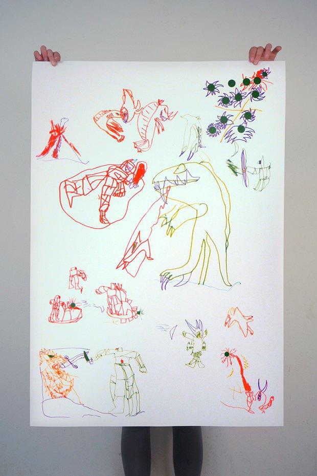 50 постеров, которые вдохновляют заняться шелкографией. Изображение № 38.