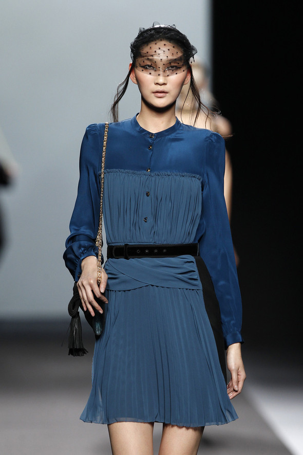 Madrid Fashion Week A/W 2012: Miguel Palacio. Изображение № 16.