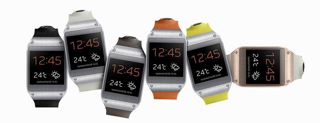 10 умных часов не хуже Samsung Galaxy Gear. Изображение № 2.