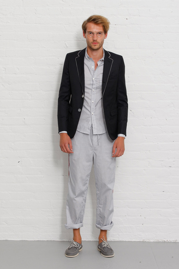 Band Of Outsiders S/S 2011. Изображение № 7.