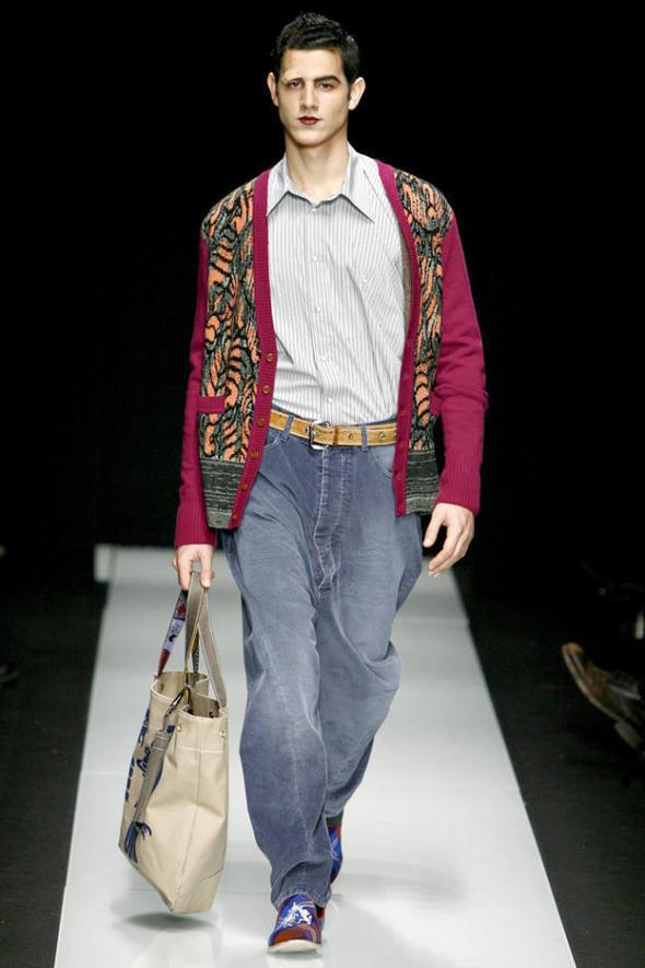 Изображение 104. Milan Fashion Week. Часть 1.. Изображение № 120.