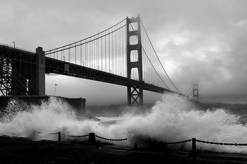 20 черно-белых фотографий мостов совсего мира. Изображение № 5.