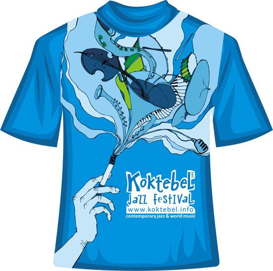 Изображение 87. Кастинг принтов для футболок SEKTA: Koktebel Jazz Fest.. Изображение № 87.