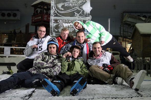 Чемпионат Мира по скибордингу, Дубаи. Изображение № 20.