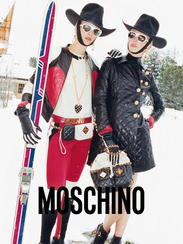 Вышли новые кампании Gucci, Eleven Paris, Forever 21, Moschino и Tomboy. Изображение № 46.