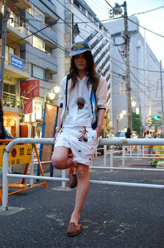Street fashion from Tokyo. Изображение № 6.