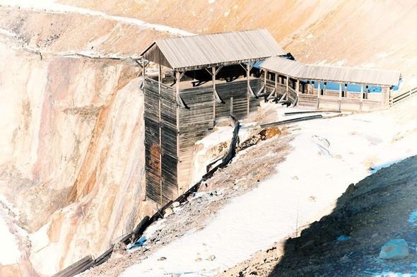 Медный рудник в городе Фалун. Изображение № 48.