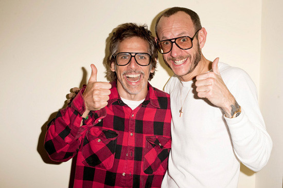 Ben Stiller vs Terry Richardson. Изображение № 2.