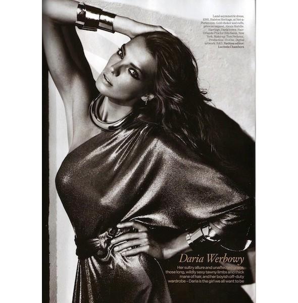 Новые съемки: Elle, Marie Claire, Vogue и другие. Изображение № 42.
