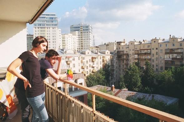 Квартира N4: Миша, журналист, иЮля, архитектор. Изображение № 1.