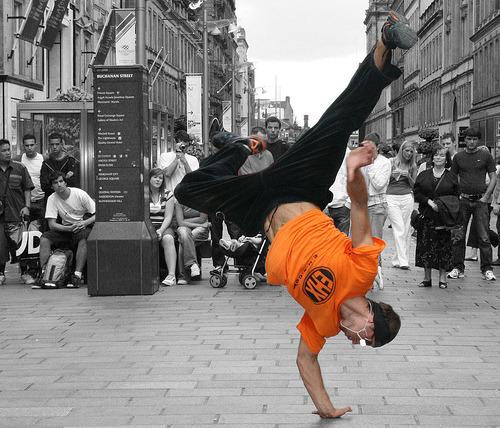 В Н.Новгороде пройдут соревнования среди танцоров хип-хопа и брейк-дан. Изображение № 1.