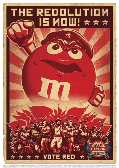 Все на выборы! Политическая реклама разных лет. Изображение № 107.