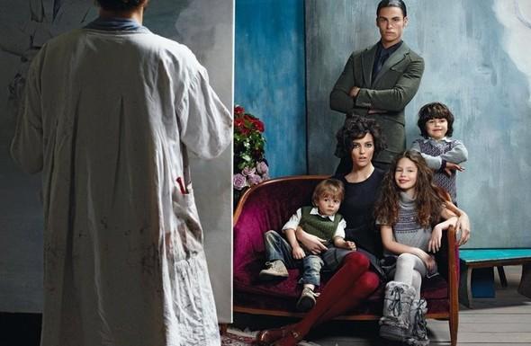Мужские кампании: Fendi, Dolce & Gabbana и Ralph Lauren. Изображение № 4.