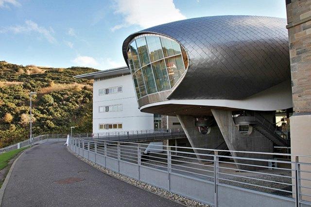 Edinburgh Napier University. Изображение № 1.