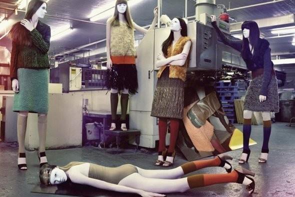 Изображение 230. Мода и Стиль в работах 9ти мастеров фотографии.. Изображение № 233.