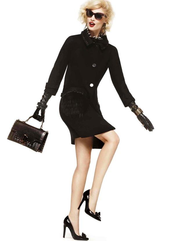 Вышли новые лукбуки Joie, Roberto Cavalli, Juicy Couture и других марок. Изображение № 195.
