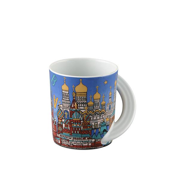 Cupola City Cup Moskau № 19, Rosenthal. Изображение № 22.