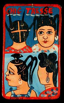African Hairlooks. Изображение № 4.