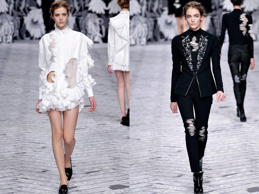 Неделя моды в Париже: Дни 5 и 6. Изображение № 31.