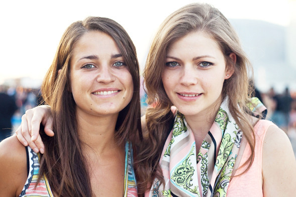 Primavera Sound: 15 девушек в очках и другие люди на фестивале. Изображение № 8.