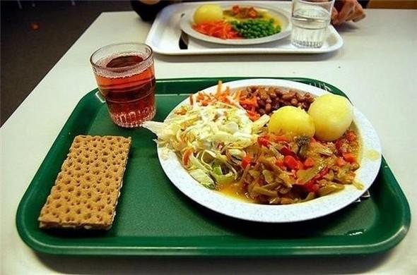 Школьные обеды в разных странах мира. Изображение № 3.