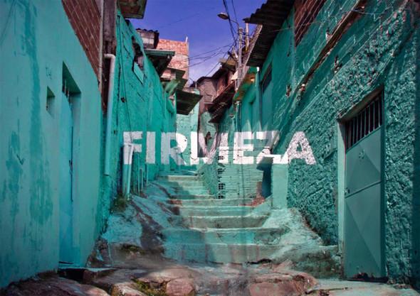'Свет в переулках' граффити в фавелах. Изображение № 13.