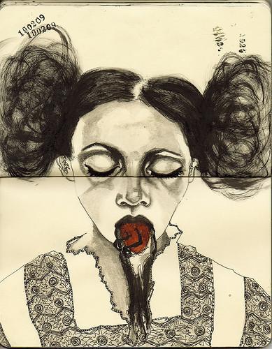Мексиканская художница ERIKA KUHN. Изображение № 24.
