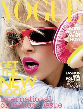 История глазами обложки Vogue (Британия). Изображение № 65.