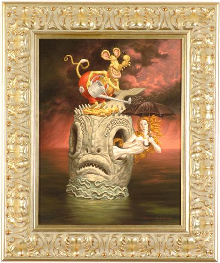 Эйсид-поп сюрреализм Тодда Шорра. Изображение № 41.