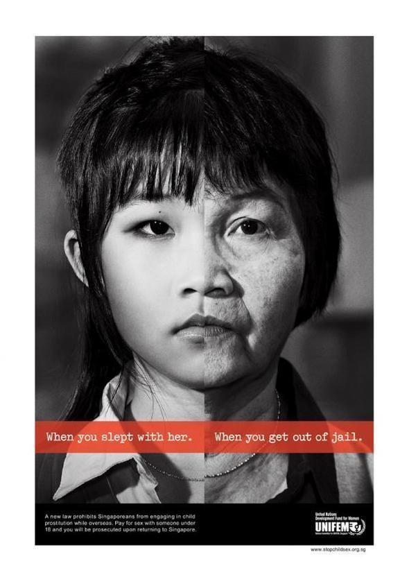 Изображение 22. Реклама против проституции.. Изображение № 15.