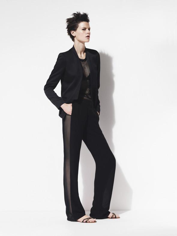 Кампания: Саския де Брау для Zara SS 2012. Изображение № 7.