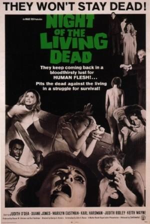 Ночь живых мертвецов- 1969г - реж. Джорджа Ромеро. Изображение № 1.